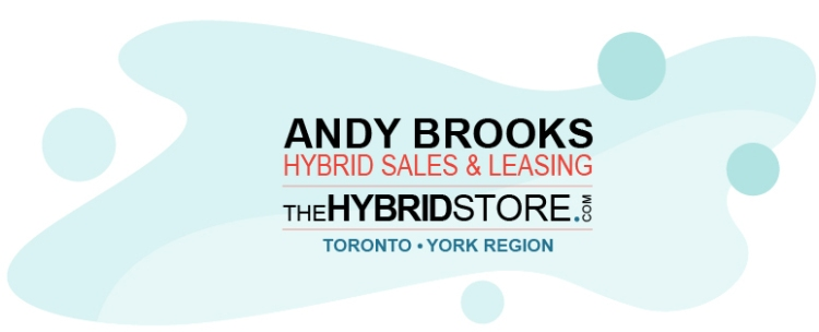 Andy Brooks Hybrid Vehicle Sales Toronto York Region Top Brands