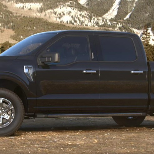 2021 Ford F-150 hybrid colours Agate Black Ford Hybrid dealership Toronto York Region