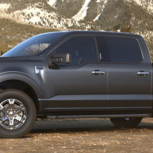 2021 Ford F-150 hybrid colours Carbonized Gray Ford Hybrid dealership Toronto York Region