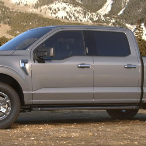 2021 Ford F-150 hybrid colours Stone Gray Ford Hybrid dealership Toronto York Region
