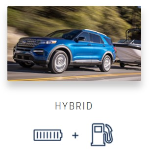 Hybrid vehicles and EV vehicles in Toronto York Region